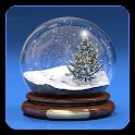 Globo de neve icon