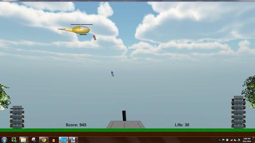 Aircraft Defense Action Game