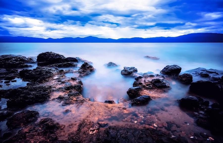 Pantai C part 3 by Mursalat Mustaring - Landscapes Waterscapes ( sorowako, waterscape, sunset, sunrise, landscape, photooftheday,  )