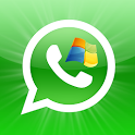 How to Install WhatsApp on PC icon
