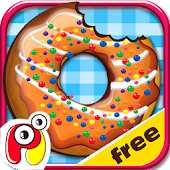 Donut Maker 3 - Cooking Game
