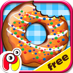 DONUT MAKER – DONUTS & DONUTS for PC and MAC