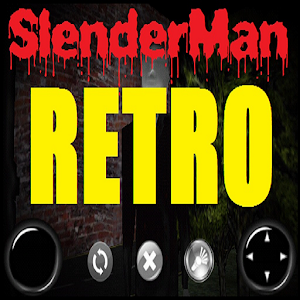 Slender Man RETRO for PC and MAC