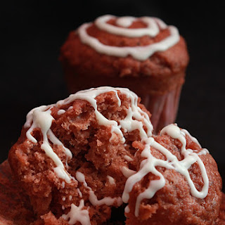 Chocolate Red Velvet Cupcakes