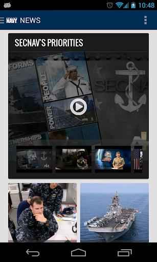 The Official U.S. Navy App