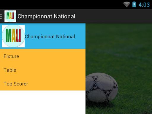 Mali Football 2014 15 HD