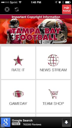 Tampa Bay Football STREAM