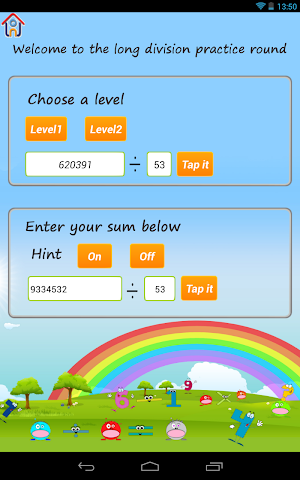 Screenshots for Long Division Games Pro