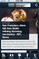 Screenshot of SF Daily