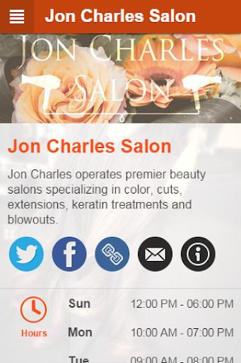 Jon Charles Salon