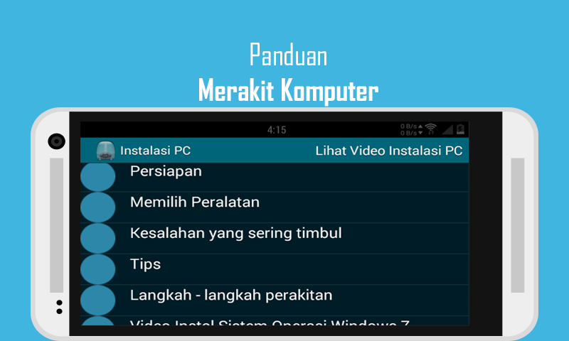 Belajar Hardware Komputer- screenshot