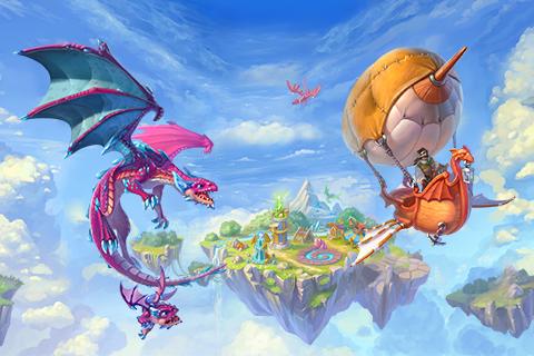 android Dragons World Screenshot 14