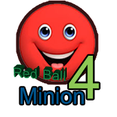 Red Ball Minion