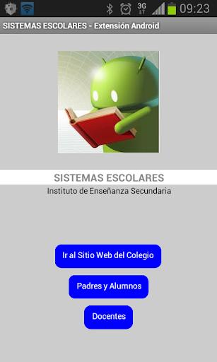 Sistemas Escolares S.Fco Asís