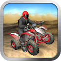 Quad Bike Race Desert Offroad icon