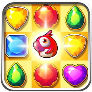 Jewels Bird Rescue for PC and MAC