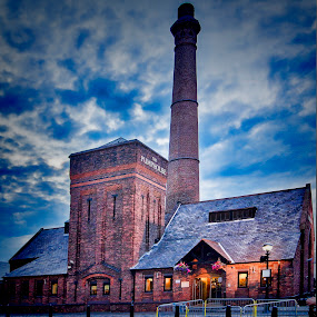The Pumhouse,, Albert Dock, Liverpool by Ian Yates ヅ - Buildings & Architecture Public & Historical