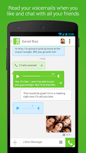 Libon – Free Calls & Voicemail - screenshot thumbnail