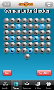 Lotto.net Lottery App - screenshot thumbnail