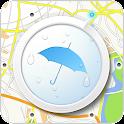雨マップ icon
