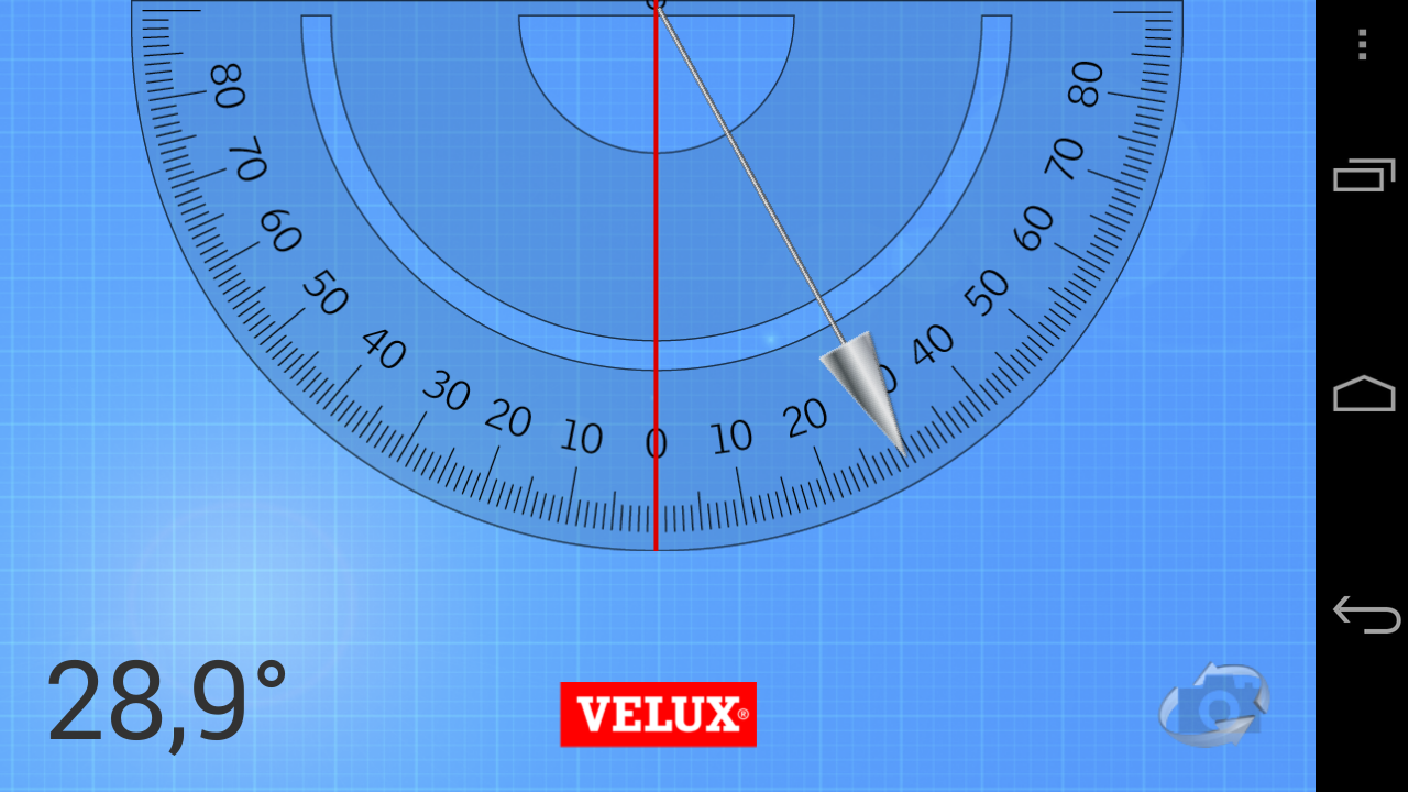 VELUX Roof Pitch- screenshot