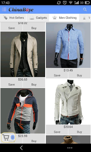 ChinaBuye Shopping Online