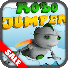 Robo Jumper Robot Jumping Game icon