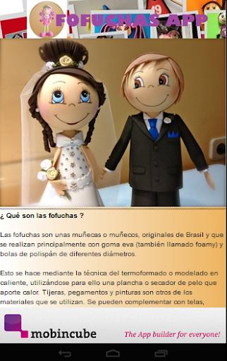 Fofuchas App