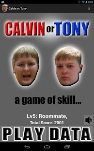 Calvin or Tony- screenshot thumbnail