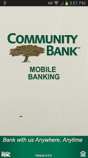Community Bank's CellTeller - screenshot thumbnail