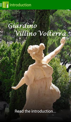 Giardino Villino Volterra