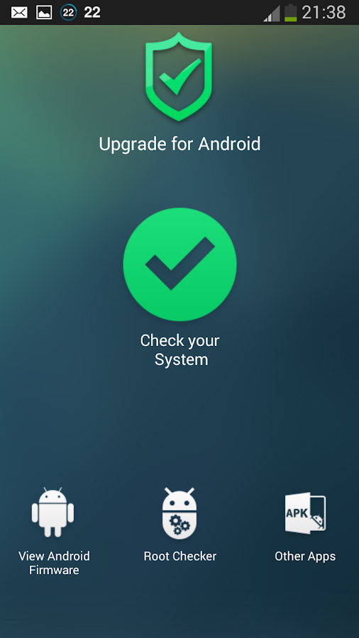Upgrade for Android Pro Tool- screenshot