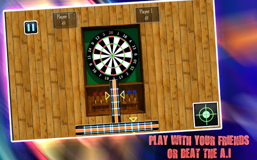 CRAZY DARTS SLAM GAME 3D