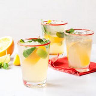 Citrus Gin Spritzer.