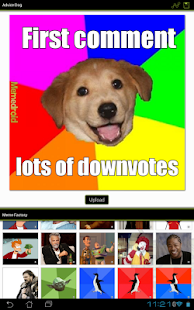 Memedroid - screenshot thumbnail