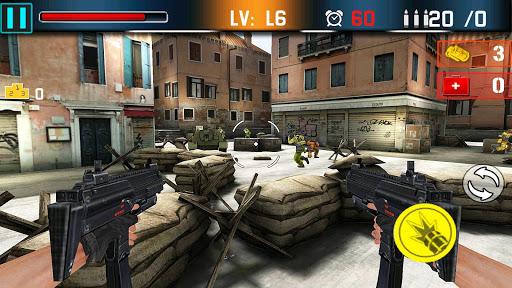 戦争を撃つ:銃消防を