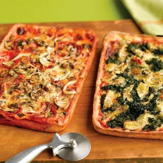 Deep-Dish Pizzas