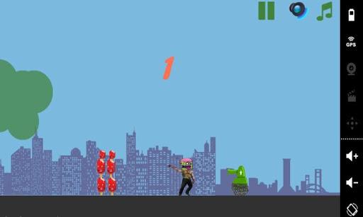 Real Zombie Run