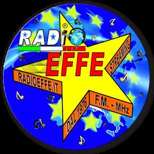 RadioEffe New APP - náhled