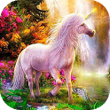 Unicorn Live Wallpaper icon