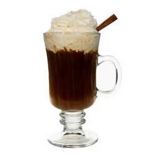 Kahlua Irish Coffee.