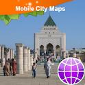 Rabat Street Map logo