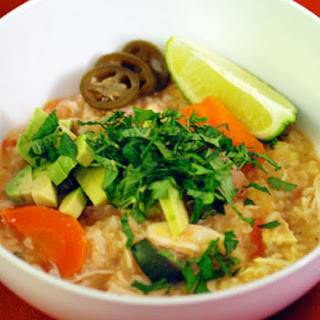 Arroz Aguado (Nicaraguan Chicken and Rice Stew) Recipe