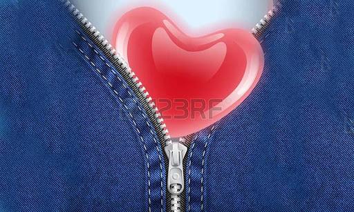 【免費娛樂App】Official Screen Heart Zipper-APP點子