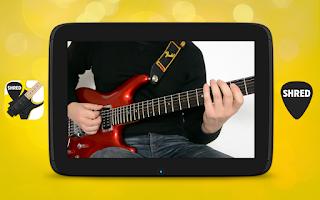Screenshot of Guitar Solo SHRED HD VIDEOS