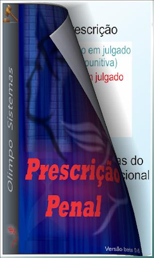 Prescrição Penal Olimpo