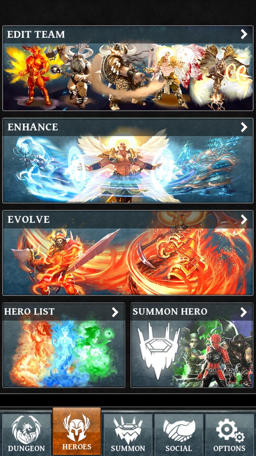 Dungeon Gems screenshot #3