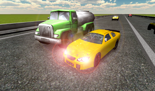Traffic Freeway Driver 3D