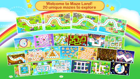 Toddler Maze 123 for Kids Free 2.4 screenshot 314734
