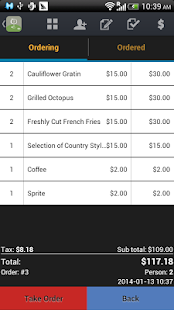 W&O Restaurant POS (Paid) - screenshot thumbnail